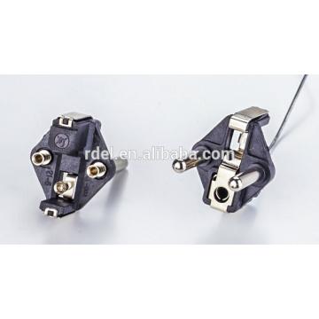 cee7/4 plug -din standard Europe plug insert VDE plug insert
