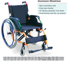 Fashion Colorful Aluminum Wheelchair