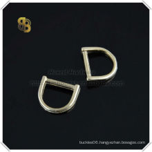 small metal d ring