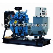 diesel generator with Ricardo engine
