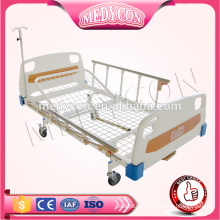 Manual furniture bed with single function
