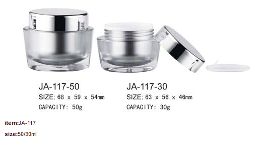 Glass Jars For Cosmetics Face Cream Jar Face Cream Jar