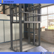 Tavol 12m Hydraulic Lifting Elevator for Workshop