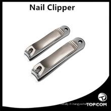 Trousse de coupe-ongles et ongles en acier inoxydable pour ongles épais