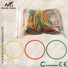 N201022 Colorful rubber bands