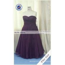 Супер органза плюс Размер Вечерние платья милая онлайн мать платья для партии до 14061