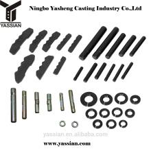 YASSIAN hot sale wear parts bulldozer bolts 12.9 bolts grade 10.9 16mm bolt