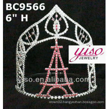 castle pageant tiaras