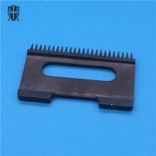sharp edge dehair zirconia ceramic cutter shaver