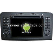 Lecteur DVD de voiture pour Android système Benz ML, GL