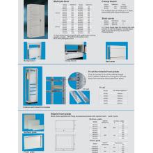 2015 Neue Tibox Zubehör von Ar9 / Ar8 Standfußschrank
