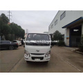Euro 6 Yuejin Gasoline flammable gas van