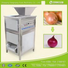 Máquina de la peladura de la cebolla Fx-128-3A, peladora de la piel de la cebolla