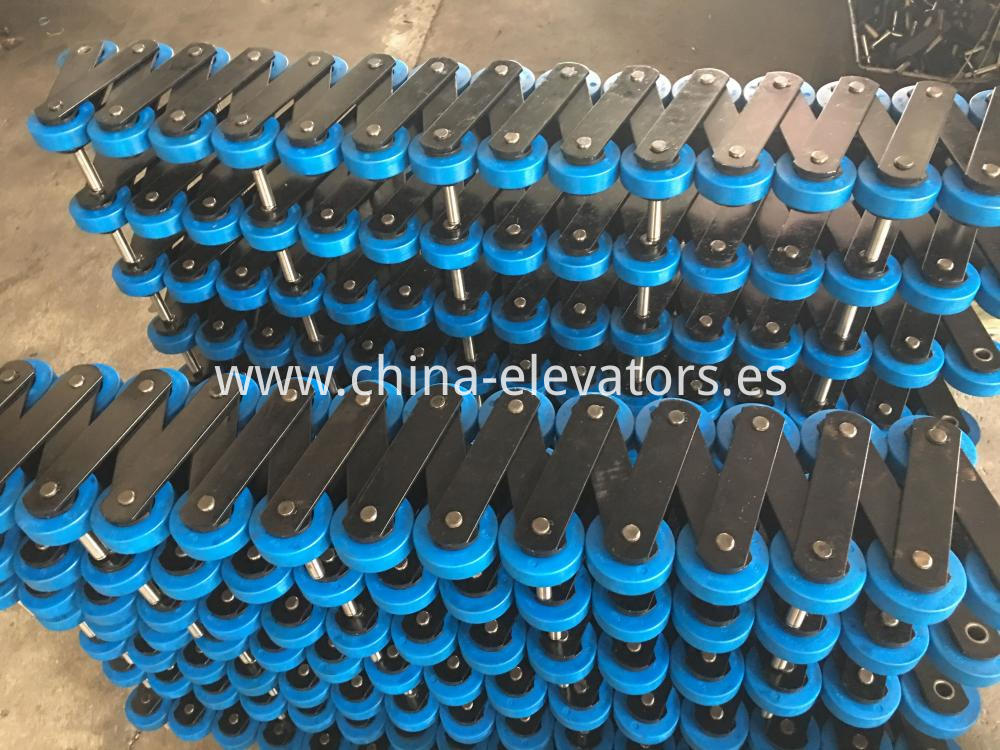 ThyssenKrupp Escalator Step Chains FT722/FT723/FT724