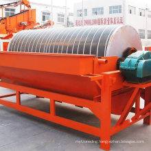 Dry Magnetic Drum Separator for Construction Industries