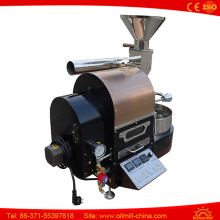 Hot Sale Gas or Electricity 1kg Coffee Roasting Machine