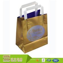 Фабрика ревизованная bsci Охрана окружающей среды пластиковый мешок с изготовленным на заказ собственный логотип печатных