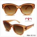 Plastic Lasies Transparent Sunglasses (WSP508291)