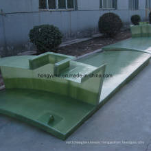 FRP or GRP Clarifier for Water Treatment or Mining Industry