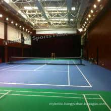 Indoor Professional Tennis PVC Sports Floor with Export Standard