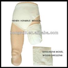 Modelo avanzado del vendaje de Low-set del ISO, vendaje del vendaje de la herida modelo
