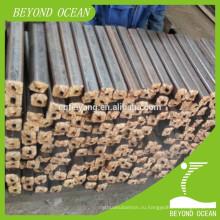 2017 джут Stick барбекю древесный уголь лиственных пород