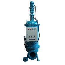 200 Mircon en ligne Baclwashing / autonettoyant en acier inoxydable passoire à eau