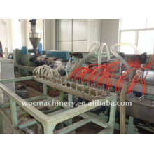WPC skinning foam board extrusion line