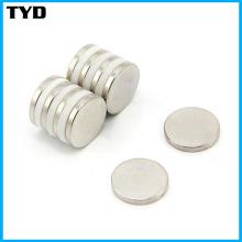 Disc NdFeB Magnet/ Round Neodymium Magnets N42