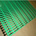 Mesh Green PVC Coated Welded Mesh