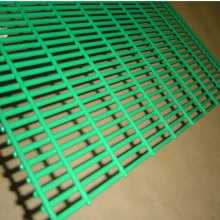 Dark Green PVC Dilapisi Welded Mesh
