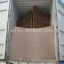 raw/melamine china hardboard(fushi)