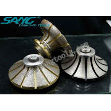 Diamond Profiling Wheel for Stone Processing (SA-045)