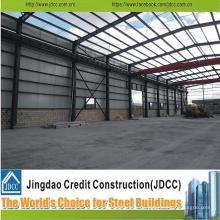 Fabricante de estructuras de acero, proveedor de construcción de acero