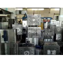 Kundenspezifischer Gusssand-Aluminium-Druckguss aus Eisen, Stahl und Aluminiumlegierungen