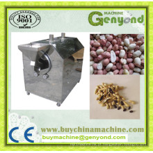 Aço inoxidável Electric Nut Roasting Machine
