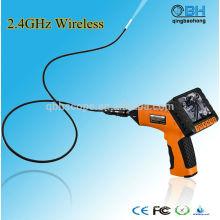 Caméra d'endoscope d'enregistrement industriel portatif sans fil de haute résolution