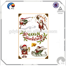 Xmas Christmas Party Flash Tattoo Sticker Water Transfer Temporary Body Art