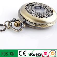 Customer Design Quartz Movement Fashion Pocket Watch