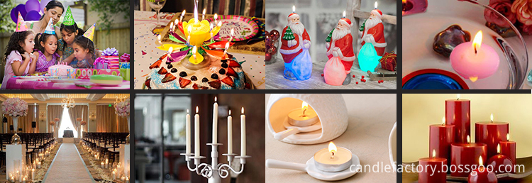6 Candle Application