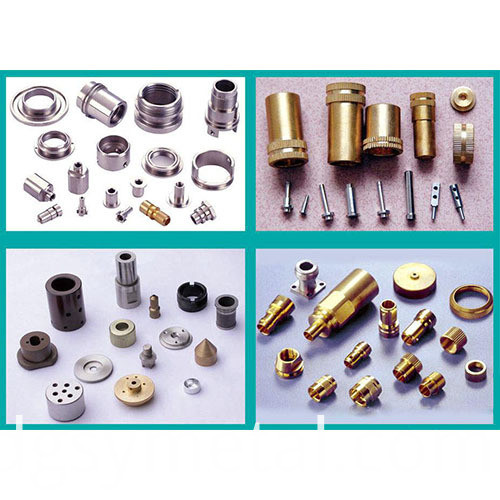 Cnc Precision Machining