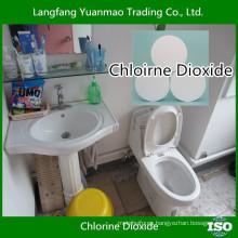 Desinfectante de dióxido de cloro para la desinfección de los hogares