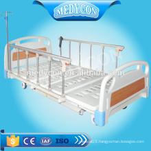 Multi-purpose electric nursing bed with three functions