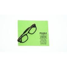 мягкие очки с шелковой набивной тканью