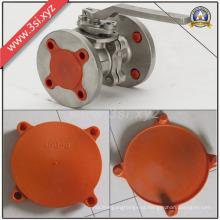 Segurança plástica longa do tampão de extremidade da flange da vida útil (YZF-H149)