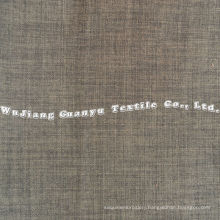 Home Textile Polyester Linen Fabric for Decoration