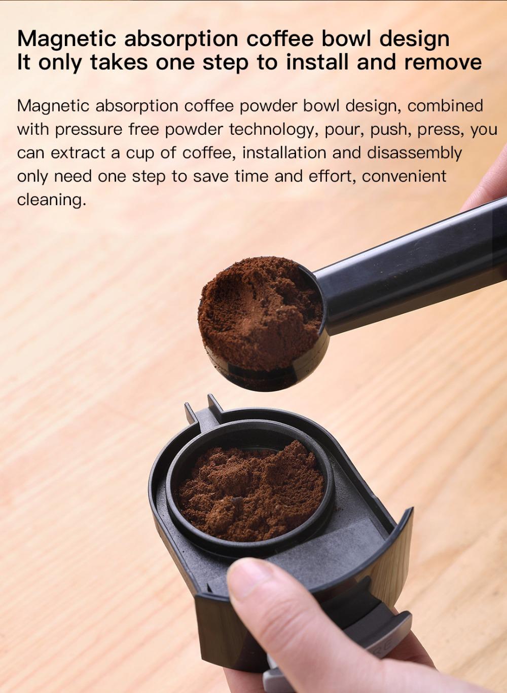 Scishare Espresso Coffee Machine S1801