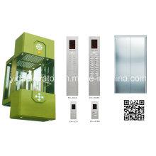 Ascenseur d'observation avec bonne qualité et prix compétitif