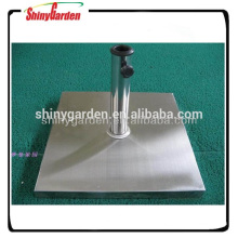 Merry Christmas Functional square steel umbrella base, steel base