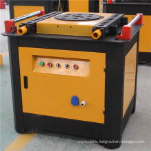 GW40 Hydraulic Rebar Bender and Cutter Steel Bar Bending Machine Supplier